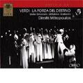 ディミトリ・ミトロプーロス/Verdi: La Forza del Destino [C681062DR]