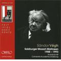 シャーンドル・ヴェーグ/Salzburger Mozart-Matineen 1988-1993 :Cassation KV.63/Piano Concerto No.11 KV.413/etc :Sandor Vegh(cond)/Camerata Academica Salzburg/etc[C741073DR]