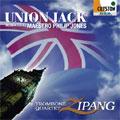 トロンボーン・クァルテット・ジパング/ユニオン・ジャック -フィリップ・ジョーンズに捧ぐ:ヘイゼル:猫の組曲/ゴフ・リチャーズ:組曲/リン:フォー・フォー・フォー/他:トロンボーン・クァルテット・ジパング [OVCC-00022]