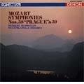 ヘルベルト・ブロムシュテット/モーツァルト:交響曲第39番/第38番《プラハ》 [COCO-70487]