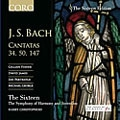 J.S.Bach: Cantatas No.34 BWV.34, No.50 BWV.50, No.147 BWV.147