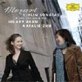 ヒラリー・ハーン/Mozart: Violin Sonata No.32, 25, 28, 42[4775572]