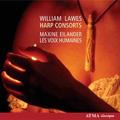Maxine Eilander/W.Lawes: Harp Consorts No.1-No.11, Duo pour Guitare et Harpe / Maxine Eilander, Les Voix Humaines [ACD22372]