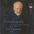 TCHAIKOVSKY:PIANO WORKS:POLONAISE/BERCEUSE OP.16-1/OH! CHANTE ENCORE! OP.16-4/ETC:LEV VINOCOUR(p)[60413972]