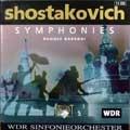 ルドルフ・バルシャイ/Shostakovich: Complete Symphonies [BRL6324]