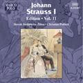 Slovak Sinfonietta Zilina/J.Strauss I : Edition Vol.11 -Railway Pleasure Waltzes Op.89, Brussler Spitzen Op.95, Ball Rockets Op.96, etc (3/12-14/2007) / Christian Pollack(cond), Slovak Sinfonietta Zilina[8225287]