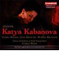 ウェールズ・ナショナル・オペラ管弦楽団/Janacek: Katya Kabanova (in English) / Carlo Rizzi(cond), Welsh National Opera Orchestra & Chorus, etc [CHAN3145]