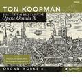 トン・コープマン/Buxtehude: Opera Omnia X - Organ Works Vol.5 / Ton Koopman[CC72249]