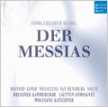 ラウテン・カンパニー/Handel :Der Messias (J.G.Herder) (1/12-18/2004)  / Wolfgang Katschner(cond), Lautten Compagney Berlin, etc[88697164142]