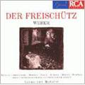 Weber:Der Freischutz:Lovro von Matacic(cond)/Berlin Deutsche Oper Orchestra & Chorus/etc