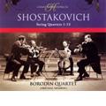 ボロディン弦楽四重奏団/Shostakovich: String Quartets no 1-13 / Borodin String Quartet [CHAN10064H]