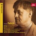 ヴァーツラフ・ターリヒ/Talich Special Edition Vol.16 -J.A.Benda/Dvorak/Suk/Tchaikovsky:Vaclav Talich(cond)/Czech PO/etc[SU3836]