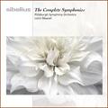 Sibelius Complete Symphonies / Maazel , Pittsburgh SO