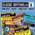 Classic Rhythms x 4 Vol.1 (Mad Ants/Krazy/Good 2 Go/Sweat) [GRE2016]