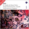 シャルル・デュトワ/Falla:El Retablo de Maese Pedro/Harpsichord Concerto/Psyche/Suite Populaire Espagnole:Charles Dutoit(cond)/Ensemble Instrumental/etc[2564622672]