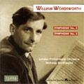 ニコラス・ブレイスウェイト/W.WORDSWORTH:SYMPHONIES NO.2 OP.34/NO.3 OP.48 NICHOLAS BRAITHWAITE(cond)/LPO [SRCD207]