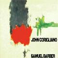 Corigliano: Concerto for Clarinet;  Barber: Third Essay
