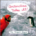 Antarctica Take It!/The Penguin League[HDIF003CD]
