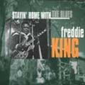 Stayin' Home With The Blues CD