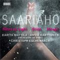 クリストフ・エッシェンバッハ/K.Saariaho: Notes on Light, Orion, Mirage (3/12-13/2008) / Christoph Eschenbach(cond), Orchestre de Paris, Anssi Karttunen(vc), Karita Mattila(S)[ODE1130]