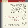 ヒリヤード・アンサンブル/Dufay: Flos Florum, Kyrie &Gloria from Missa Se la Face ay Pale, etc / Hilliard Ensemble[COR16055]