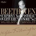 ヴィルヘルム・フルトヴェングラー/ベートーヴェン: 交響曲第6番「田園」, レオノーレ序曲第2番 / ヴィルヘルム・フルトヴェングラー, BPO, ハンブルク国立PO [DCCA-0063]