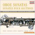 Burkhard Glaetzner/Oboe Sonatas -Skalkottas, Beyer, Wolpe, etc / Burkhard Glaetzner, Hansjacob Staemmler [67163]
