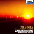ウラディーミル・アシュケナージ/アイスランド交響楽団/ストラヴィンスキー: 組曲「火の鳥」 -1911, 「プルチネルラ」 -1949, バレエ音楽「春の祭典」 -1947 (6/5,8-10/2004) (GOLD DISC/LTD) / ウラディ