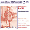 ヘルムート・ミュラー=ブリュール/Naxos Bach Edition 2 - Bach: Violin Concertos / Mueller-Bruehl[8554603]
