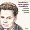 ディートリヒ・フィッシャー=ディースカウ/Dietrich Fischer-Dieskau Sings Famous Lieder [RRC1313]