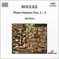 Boulez: Piano Sonatas