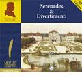 Mozart Edition Vol 22 - Serenades & Divertimenti