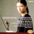 ヴィクトリア・ムローヴァ/メンデルスゾーン&チャイコフスキー:ヴァイオリン協奏曲 [UCCP-7008]