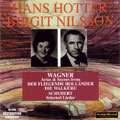 ハンス・ホッター/ARIAS &SONGS:WAGNER:DER FLIEGENDE HOLLANDER/SCHUBERT:SELECTED LEIDER/ETC :H.HOTTER(Bs)/B.NILSSON(S)/L.LUDWIG(cond)/PHILHARMONIA ORCHESTRA/ETC(1936-55)[ARPCD0334]