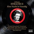 オットー・アッカーマン/J.Strauss II : Eine Nacht in Venedig (5/25-28,31, 9/25/1954):Otto Ackermann(cond)/Philharmonia Orchestra &Chorus/etc[8111254]