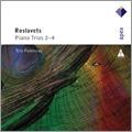トリオ・フォントネ/Roslavets: Piano Trios No.2-No.4 / Trio Fontenay[2564693244]