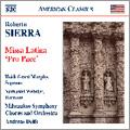 アンドレアス・デルフス/R.Sierra: Missa Latina