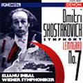 エリアフ・インバル/CREST 1000 146::ショスタコーヴィチ:交響曲 第7番《レニングラード》 [COCO-70656]