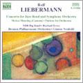 NEUHOLD/BREMEN PO/TOVEY/ETC/Orchestral&Vocal Works:Liebermann[8555884]
