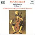 セバスティアン・ベンダ/Boccherini: Cello Sonatas [8554324]