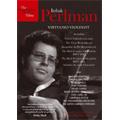 イツァーク・パールマン/Itzhak Perlman - Virtuoso Violinist (I know I Played Every Note); J.S.Bach: Partita BWV.1004 &BWV.1006[A08CND]