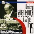 エリアフ・インバル/CREST 1000 194::ショスタコーヴィチ:交響曲第1番&第15番 [COCO-70709]