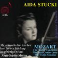 アイダ・シュトゥッキ/Aida Stucki - Mozart: Violin Concertos No.1-No.5, No.7, Sinfonia Concertante K.364, Violin Sonatas No.24-No.30, No.32-No.36, No.40-No.43[DHR7964]