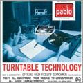Pablo/ターンテーブル・テクノロジー [OTLCD-1300]