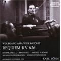 カール・ベーム/Mozart: Requiem KV.626 (11/1956); Beethoven: Fantasy for Piano, Chorus &Orchestra Op.80 (6/1957) / Karl Bohm(cond), VSO, Vienna State Opera Chorus, Teresa Stich-Randall(S), Ira Malaniuk(A), Hans Richter-Haaser(p), etc[ARPCD039