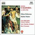 ルネ・クレマンシック/Caldara: Missa Dolorosa, Stabat Mater / Clemencic, et al[8554715]