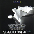 Mussorgsky: Pictures at an Exhibition (12/4/1957); Ravel: Le Tombeau de Couperin (12/17/1957) / Sergiu Celibidache(cond), RAI Rome SO, RAI Naples SO