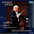 ヘルベルト・ケーゲル/Beethoven : Symphony no 6, Egmont overture / Kegel, Dresden PO [ALT55]