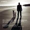 オイステイン・バーズヴィック/20th-Century Tuba Concertos -Vaughan Williams, Arutiunian, T.I.Lundquist, J.Williams / Oystein Baadsvik(tb), Anne Manson(cond), Singapore SO[BIS1515]