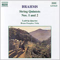 Bruno Pasquier/Brahms: String Quintets[8553635]
